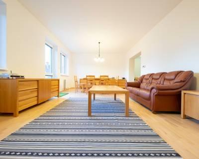 Priestranný 4i byt, 220m2, v rodinnom dome, Horský park