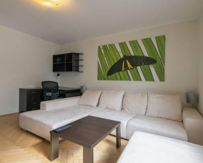 Rozkošný 2i byt, 60 m2, zariadený, po rekonštrukcii