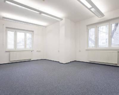 Kancelárske priestory 100m2, nezariadené, možnosť parkovania