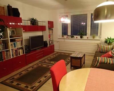 Veľmi pekný, slnečný 2i byt, 48m2, zariadený, v peknom prostredí