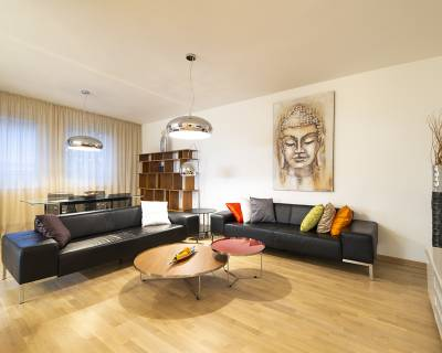 Krásny 3i byt, 97 m2, zariadený, 2 x balkón, Koliba