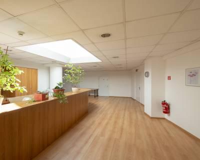 Kancelárske priestory 156m2,výborná lokalita, 5 miestností, parkovanie