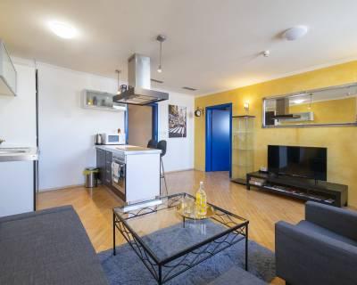 Veľmi pekný 2,5i byt,73m2, 2 x kúpeľňa, top lokalita, parkovanie