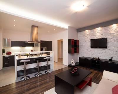 Príjemný, moderne zariadený 2i byt, 47m2, v centre mesta