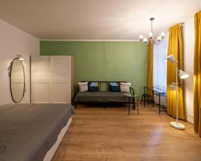 Príjemný 1i byt, 40 m2, zariadený, po rekonštrukcii, tichý