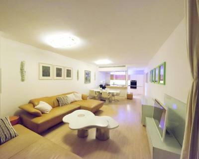 Krásny, nadštandardný 3i byt, 100 m2, zariadený, s klimatizáciou