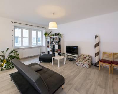 Nadštandardný 4i byt, 126 m2, s veľkou terasou, lodžiou