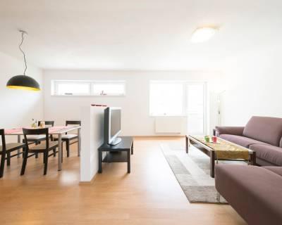 Moderný 3i byt,103 m2, zariadený lodžia, parkovanie