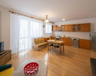 Príjemný 3i byt, 98m2, čiastočne zariadený, parkovanie, s balkónom