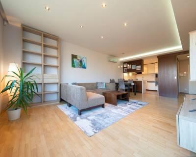 Exkluzívny 2i byt6,60m2,novostavba, parkovanie, klimatizácia