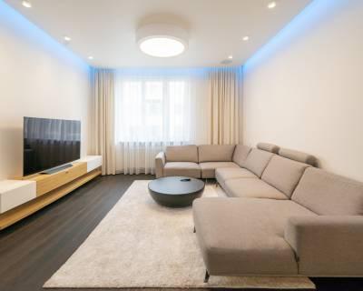 Nádherný 3i byt, 98 m2, zariadený, luxusne zrekonštruovaný