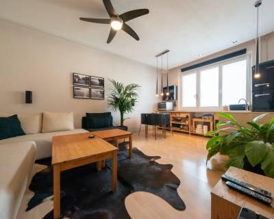 Útulný 1,5i byt, 42m2, zariadený, v peknom prostredí