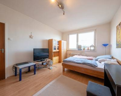 Pekný 1i byt, 38 m2, zariadený