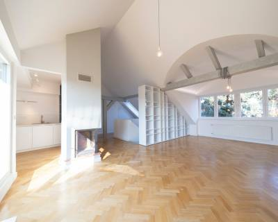 Exkluzívny 5i mezonet, 233 m2, nezariadený, klimatizácia, s terasou