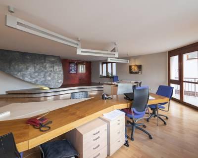 Skvelé kancelárske priestory, 110m2, blízko Horského parku