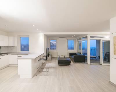 3i byt, 115m2, rekonštrukcia, terasa, výhľad, Štefánikova, BA I