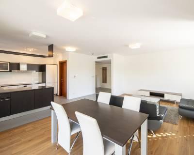 Moderný 2i byt, 69,50 m2, nezariadený, klimatizácia, terasa