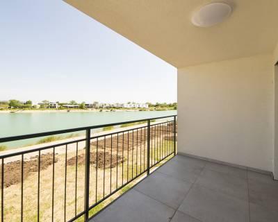 4-izb byt pri jazere, 1p, 94m2, balkón 8m2, Kittsee, B3