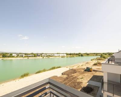 3-izb byt s terasou pri jazere, 2/2p., 82m2, Kittsee, T5