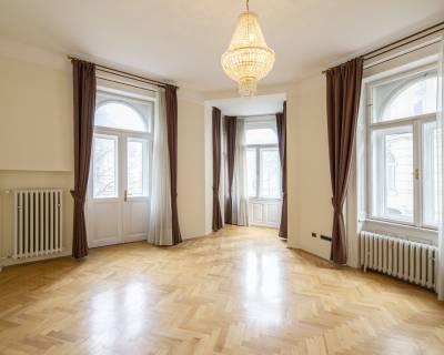 Výnimočný 5i byt, 174m2, 2x balkón,parking, aj na kancelárie, Palisády