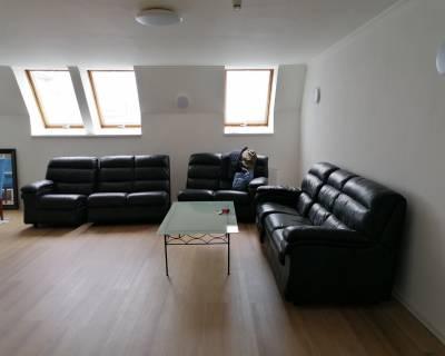 Svetlý 4i byt, 147m2, čiastočne zariadený