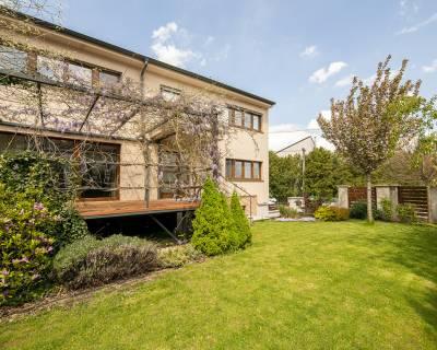 PREDANÉ Priestranný 5i RD, 265 m2, záhrada, dvojgaráž, Koliba