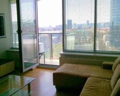 Príjemný 3i byt, 84m2, zariadený, parkovanie, balkón, pekný výhľad