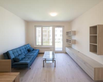 Úplne nový, moderný 2i byt, 47m2, pivnica, parkovanie, lodžia, Bory II