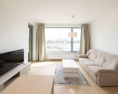 Harmonický, dizajnový 2i byt, 46m2, lodžia, pivnica, parking, Sky Park