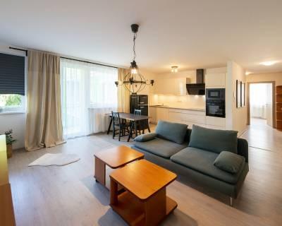Pekný 2i byt, 68m2, zariadený, parkovanie, balkón, pekné prosttredie
