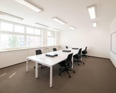 Výborné, reprezentatívne kancelárie, 184m2, nezariadené, centrum