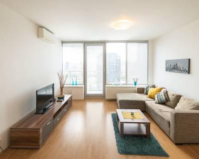 Skvelý, pekný 3i byt, 84m2, balkón, parkovanie, III Veže