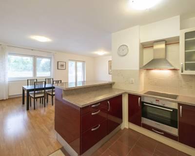 3-izbový byt v novostave priamo pri lese v Lamači, 78m2, 1/8p, balkón