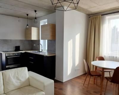 Príjemný, štýlový 2i byt, 51m2, zariadený, parkovanie, uzavretý areál