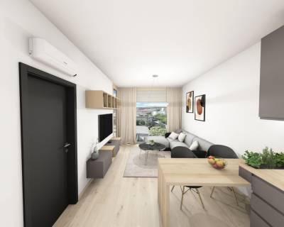 Krásny, dizajnový 2i byt, 40m2, úžasný výhľad, parking, super lokalita