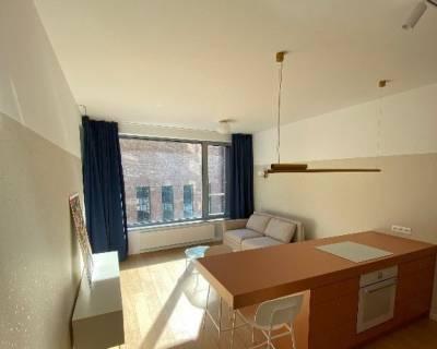 Krásny, dizajnový 2i byt, 46m2, zariadený, úplne nový, Sky Park