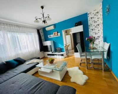 Pekný, slnečný 2i byt, 54m2, zariadený, po rekonštrukcií, klimatizácia