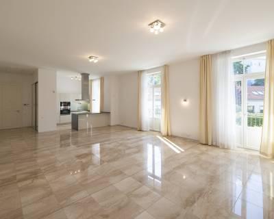 Nadštandardný, luxusný 3i byt, 164m2 v rezidencii, parkovanie, terasa